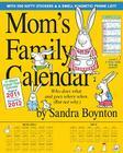 Mom's Family 2012 Wall Calendar Cover Image