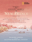 New France 1534-1763 (Voices from Colonial America) Cover Image