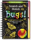 Scratch & Sketch Bugs (Trace a Cover Image