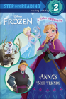 Anna's Best Friends (Frozen (Random House)) Cover Image