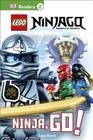DK Readers L2: LEGO NINJAGO: Ninja, Go! Cover Image