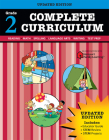 Complete Curriculum: Grade 2 (Flash Kids Harcourt Family Learning) Cover Image