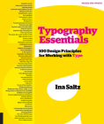 Typography Essentials Revised and Updated: 100 Design Principles for Working with Type Cover Image