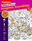 Hidden Pictures® Imágenes Escondidas(TM) 4 (Highlights Bilingüe) Cover Image