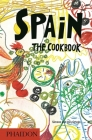 Spain: The Cookbook Cover Image
