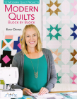 Modern Quilts Block by Block Cover Image