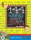 144 Words Your Child Will Spell by the End of Grade 2 [With CDROM] Cover Image