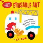I Can Do That: Erasable Art: Super Simple Scribbles and Squiggles Cover Image