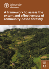 A Framework to Assess the Extent and Effectiveness of Community-Based Forestry Cover Image