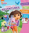 Dora the Explorer Friends and Adventures Activity Center (Dora Activity Center) Cover Image