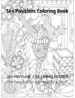 Sex positions coloring book 20 mature coloring pages Be ready for kamasutra fun! Cover Image