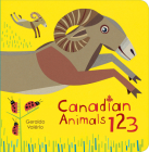 Canadian Animals 123 Cover Image