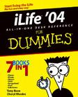 iLife '04 All-In-One Desk Reference for Dummies Cover Image