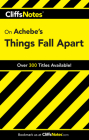 Things Fall Apart (Cliffsnotes Literature Guides) Cover Image