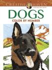 Creative Haven Dogs Color by Number Coloring Book (Creative Haven Coloring Books) Cover Image