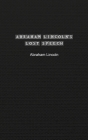 Abraham Lincoln's Lost Speech: Special Edition Cover Image