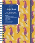 Posh: Deluxe Organizer 17-Month 2021-2022 Monthly/Weekly Planner Calendar: Paisley Tiger Cover Image