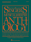 The Singer's Musical Theatre Anthology: Vocal Duets Book Only Cover Image