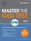 Master the GED Test 2019 Cover Image