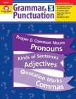 Grammar & Punctuation Grade 3 Cover Image