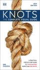 Knots: The Complete Visual Guide Cover Image