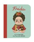 Frida Kahlo: My First Frida Kahlo (Little People, BIG DREAMS #2) Cover Image