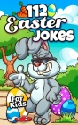 Easter Joke Book - Large Print Edition Cover Image