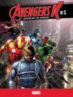 Assembling the Avengers #1 (Avengers K #1) Cover Image