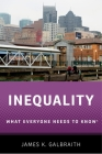Inequality: What Everyone Needs to Know(r) Cover Image