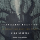 The Slenderman Mysteries Lib/E: An Internet Urban Legend Comes to Life Cover Image