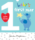 Baby's First Year: A Welcome Little One Keepsake Cover Image