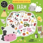 Super Sticker Activity: Farm Cover Image