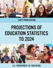 Projections of Education Statistics to 2024 Cover Image