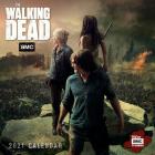2021 AMC the Walking Dead(r) Mini Calendar Cover Image