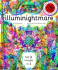 Illuminightmare: Explore the Supernatural with Your Magic Three-Color Lens (See 3 images in 1) Cover Image