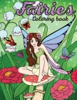 Fairies Coloring Book Cover Image