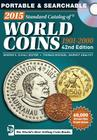 2015 Standard Catalog of World Coins 1901-2000 Cover Image