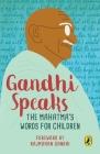 Gandhi Speaks To Children Cover Image
