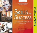 Skills for Success with Microsoft Office 2019 Introductory Cover Image
