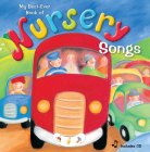 My Best Ever Book of Nursery Songs: With CD Cover Image