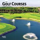 Golf Courses 2021 Mini 7x7 Cover Image