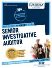 Senior Investigative Auditor (Career Examination) Cover Image