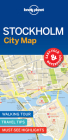 Lonely Planet Stockholm City Map 1 Cover Image