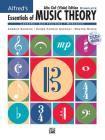 Essentials of Music Theory: Complete Book Alto Clef (Viola) Edition, Book & 2 CDs Cover Image