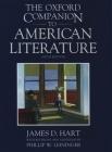 The Oxford Companion to American Literature (Oxford Companions) Cover Image