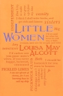 Little Women (Word Cloud Classics) Cover Image