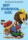 Richard Scarry's Best Storybook Ever (Giant Little Golden Book) Cover Image