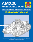 AMX30 Main Battle Tank Enthusiasts' Manual: 1960-2019 (AMX30B, AMX30B2 and derivatives) * An insight into the development, construction and operation of the AMX30 family of vehicles Cover Image