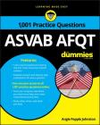 ASVAB Afqt: 1,001 Practice Questions for Dummies Cover Image