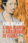 A Man Against a Background of Flames Cover Image